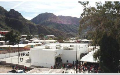Con inversión de 21.9 mdp inaugura Corral centro de Salud en Uruachi
