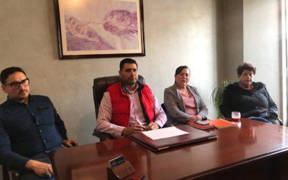 Regidores del PRI piden a presidencia municipal respete reformas a la ley de vialidad estatal
