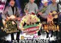 Arrancan con éxito total las fiestas patronales de San Pablo Balleza
