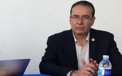 Aferrado Conagua en dar agua de Chihuahua a Tamaulipas: Mario Mata