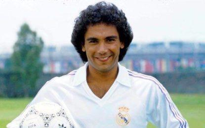 Hugo Sánchez, segundo futbolista que más puntos aportó al Real Madrid