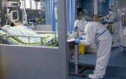 Van más de mil 700 médicos contagiados de coronavirus
