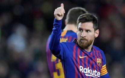 Messi anuncia que los jugadores se bajan el 70% del sueldo y ayudarán a que empleados cobren el 100%