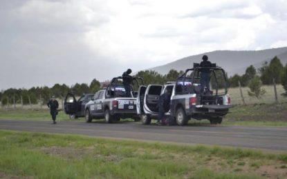 Enfrentamiento en Madera deja 3 sicarios abatidos