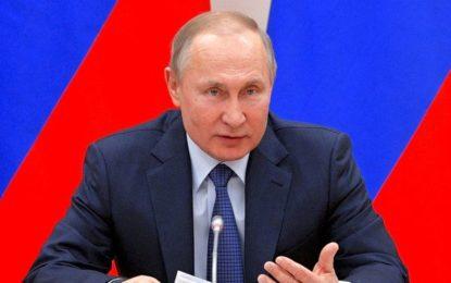 Rusia aprueba con abrumadora mayoría que Putin continúe en el poder hasta 2036