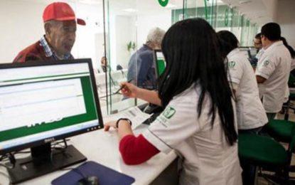 Están garantizadas las pensiones de quienes reciben sus recursos a través de Banco Famsa: IMSS