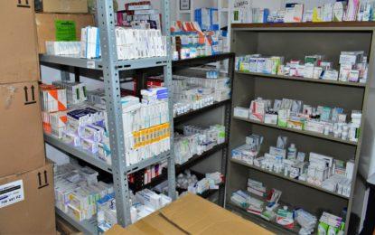 Más de 3 mil beneficiados con el Banco de Medicamentos Municipal