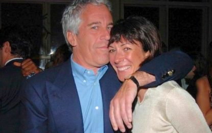 Escándalo: Cae Ghislaine Maxwell por traficar menores con Epstein