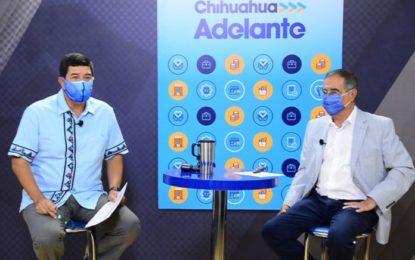 Realizará Estado 395 obras en 62 municipios con el Fondo Justicia para Chihuahua