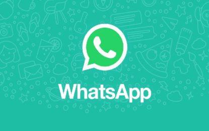 "Avisan: WhatsApp no te dejará tomar ""screenshots"" a conversaciones"