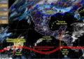 Frente frío 15 traerá cuatro días de frío en el norte y centro del país