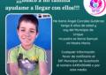 Ángel busca a su familia, radica en Urique