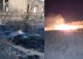 Atendió bomberos diversos incendios de pasto