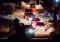VIDEO: Catean bodega en Matamoros, ministeriales y SEDENA; aseguran 3 camionetas