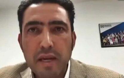 Miguel Riggs revela que 'contrabandeó' medicina de Estados Unidos para familiar con COVID