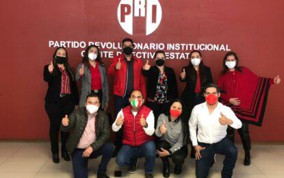 Julio Cesar Chávez es precandidato del PRI a la Presidencia de Guadalupe y Calvo