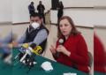 Este miércoles se registra Graciela Ortiz como precandidata a gobernadora por el PRI