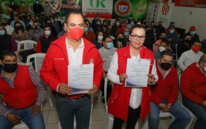 Nueva Dirigencia del PRI en Guachochi garantiza triunfos para la Sierra