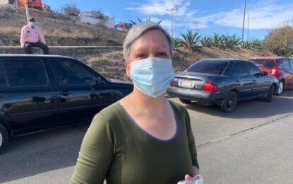 """""""La vacuna es un respiro en tiempos de pandemia"""": Clara Torres"""