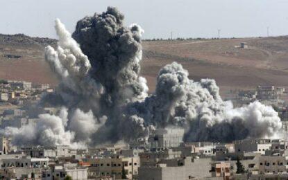 """Condena Siria el """"cobarde"""" ataque de Estados Unidos en su país"""