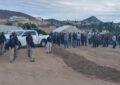 Despide AEI a Policía que falleció en Parral