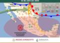 Ingresará esta noche el frente frío 51; prevén vientos y lluvias ligeras en municipios fronterizos