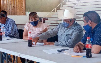 Se reúnen Productores de Allende con Secretario de Desarrollo Rural del Estado