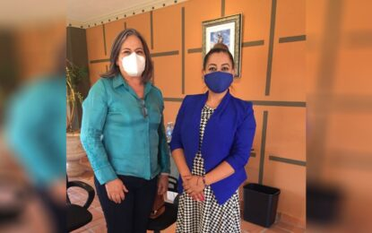 Pide licencia Jenny Figueroa como alcaldesa de Allende