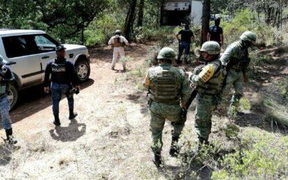 Envían 700 militares más a Guanajuato para combatir al narco
