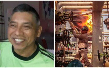 """Deckar, el """"héroe"""" que evitó catástrofe en refinería de Pemex"""