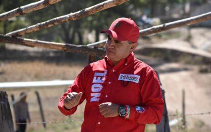 """Defenderemos el presupuesto de las zonas marginadas del estado"""": Noel Chávez"""