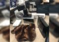 Aseguran objetos que fueron robados en un domicilio