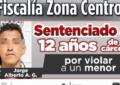 Le dan 12 años de cárcel por violar a un bebé de un año