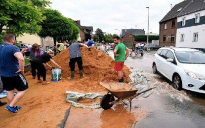 Aumenta a 135 el número de muertos por inundaciones en Alemania