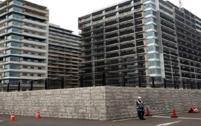 Detectan primer caso Covid-19 en Villa Olímpica de Tokio