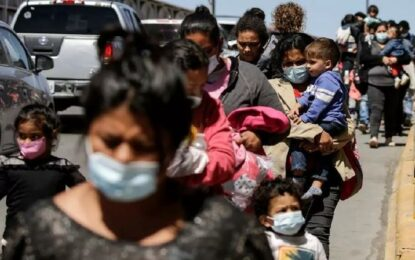 Detuvo Estados Unidos 188 mil migrantes durante junio