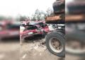 VIDEO: Conductor pierde la vida tras choque en la Niños Héroes