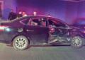 3 lesionados tras choque en Las Quintas