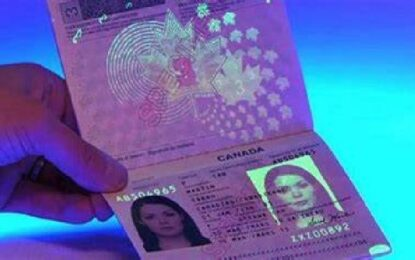 Así será el nuevo pasaporte electrónico