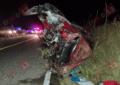 VIDEO: Encontronazo cerca de Casita; un fallecido y dos heridos